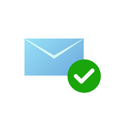 check-message-icon-email-symbol-with-green-vector-16890292